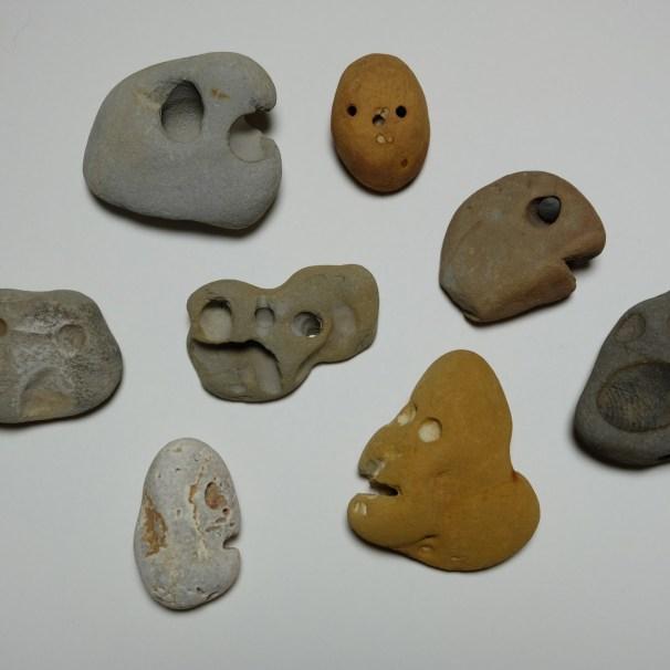 Face Rocks.