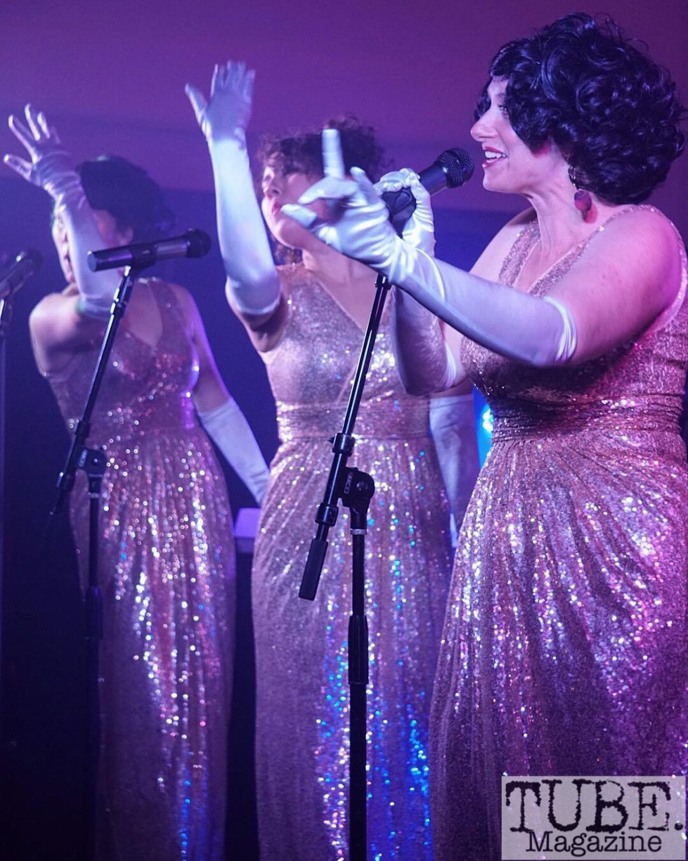The Supremes, Halloween Show, Verge Center for the Arts, Sacramento, CA. 2017 Photo Joey Miller