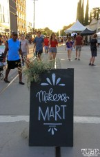 Makers Mart, R Street Block Party and Makers Mart, WAL Public Market, Sacramento, CA. June 24, 2017. Photo Anouk Nexus