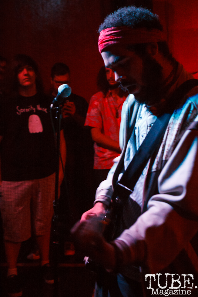 Signor Benedick The Moor at Cafe Colonial in Sacramento, CA (8/21/2017). Photo Cam Evans.