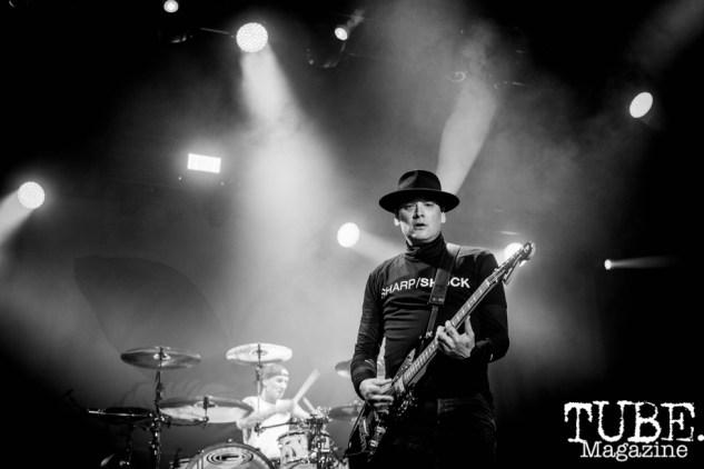 Blink 182, City of Trees, Papa Murphys Park, Sacramento CA, September 24, 2017 Photo Melissa Uroff