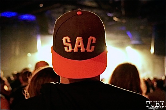 Sac in the Crowd, Against Me! September 11, 2017, Sacramento CA. Photo Joey Miller