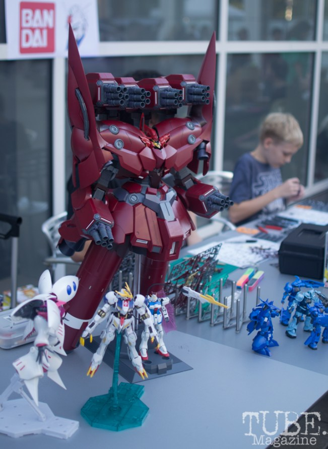 Transformers, Art Mix Crocker-Con, Crocker Art Museum, Sacramento, CA, September 14, 2017, Photo by Dan Tyree