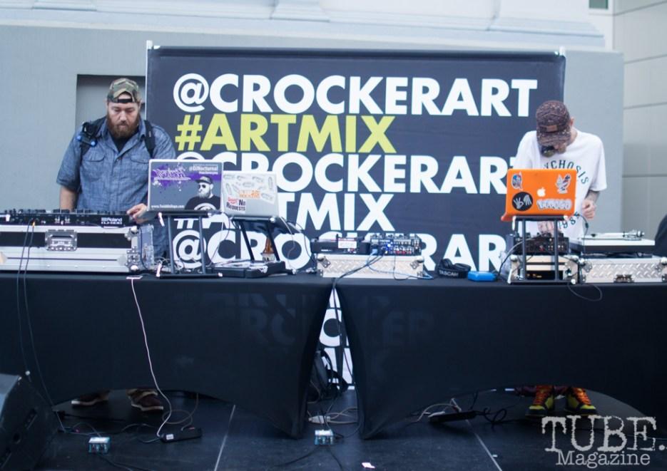 Sleeprockers, Art Mix Crocker-Con, Crocker Art Museum, Sacramento, CA, September 14, 2017, Photo by Dan Tyree