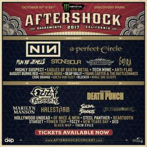 See You At Aftershock.