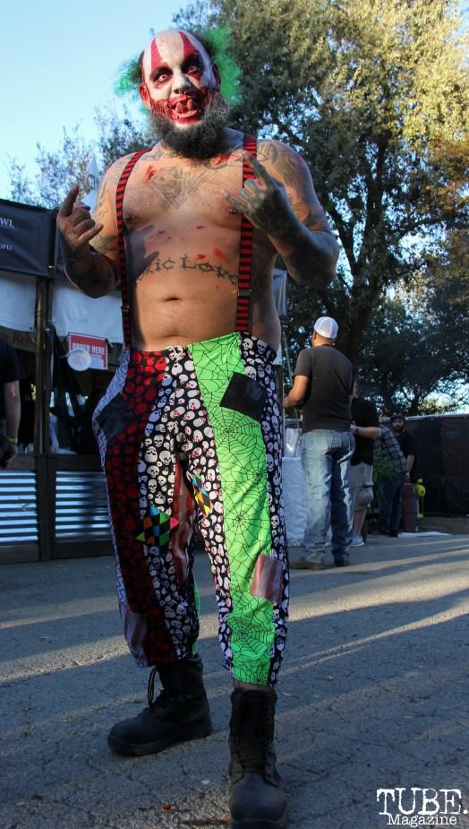 Joe Killmeister, Aftershock, Discovery Park, Sacramento, CA. October 21, 2017. Photo Anouk Nexus