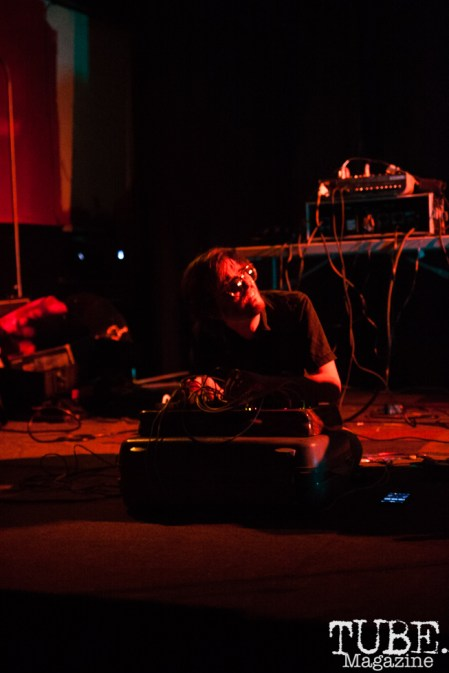 BURNT DOT performing at Norcal Noisefest XXI at Cafe Colonial in Sacramento, CA (10/8/2017). Photo Cam Evans.