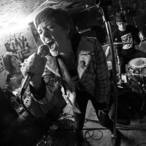 Casa de Chaos: Where Punks Could Be Punks.
