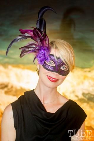 Erin Taylor, Art Mix Masquerade, Crocker Art Gallery, Sacramento, CA January 11, 2018, Photo by Daniel Tyree