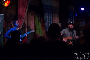 Manchester Orchestra, Power House Pub, Folsom, CA January 17, 2018, Photo by Dan Tyree