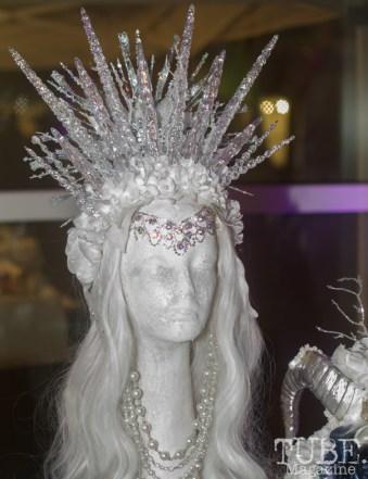 Masquerade Mask, Art Mix Masquerade, Crocker Art Gallery, Sacramento, CA January 11, 2018, Photo by Daniel Tyree