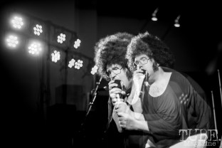 MC5, Halloween Show, The Verge, Verge Center for the Arts, Sacramento CA, March 24, 2018. Photo Melissa Uroff
