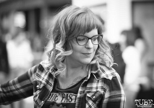 Jenn Ponci, The 24k Block Party, May 19, 2018, Sacramento, CA, Photo by Daniel Tyree
