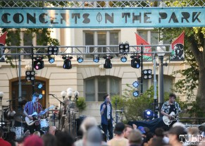 Wylma, Concerts in the Park, May 4th, 2018, Sacramento, CA, Photo by Daniel Tyree