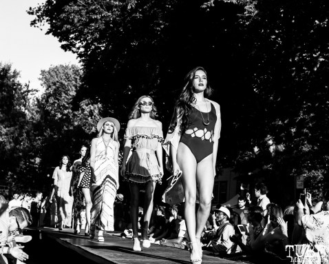 Models for the Heart Boutique, Dress Up-Wine Down, Capitol Avenue, Sacramento, CA. May 12th, 2018. Photo Mickey Morrow