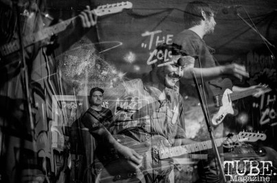 Vasas performing at The Colony, in Sacramento CA. July 2018. Photo by Heather Uroff.