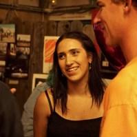 Hannah Mugford, Art Show, Boulevard Skate Shop, September 22, 2018, Sacramento CA. Photo by Joey Miller