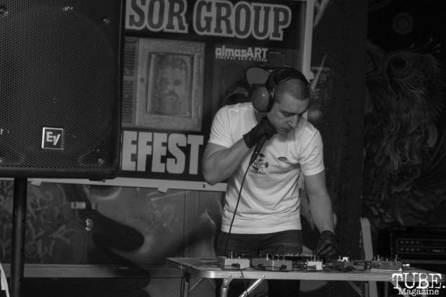 Norcal Noisefest, The Colony, Sacramento, CA. October 7, 2018. Photo Benz Doctolero