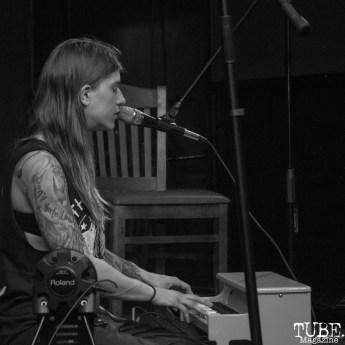 Paige Beller, G.O.A.T. Fest, Cafe Colonial, Sacramento, CA. October 5, 2018. Photo Benz Doctolero