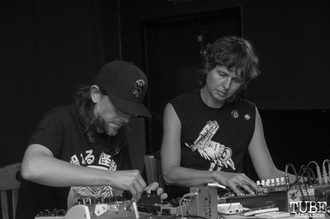 Juice Machine, Norcal Noisefest, Cafe Colonial, Sacramento, CA. October 7, 2018. Photo Benz Doctolero