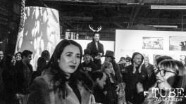 Non Grata performance art in Sacramento CA. November 17, 2018. Photo Benz Doctolero