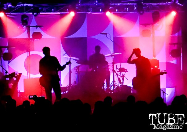 Minus the Bear, Ace of Spades, Sacramento CA. December 2018. Photo Daniel James.