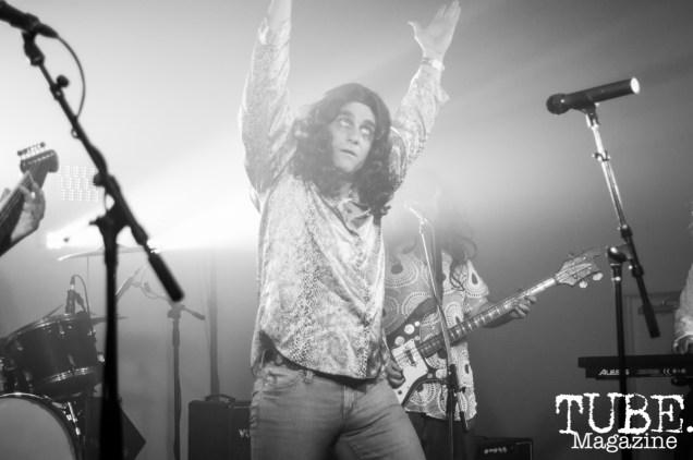 Deep Purple, Verge Center for the Arts, Sacramento, CA. April 6, 2019. Photo Benz Doctolero