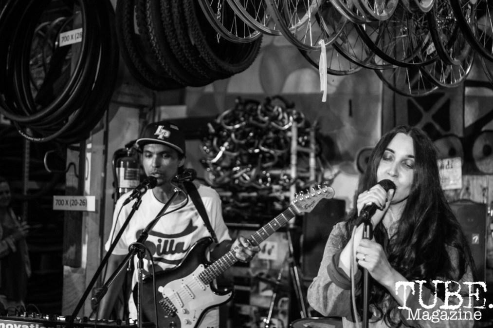 La Tour, Sacramento Bicycle Kitchen, Sacramento, CA. May 11, 2019. Photo Benz Doctolero