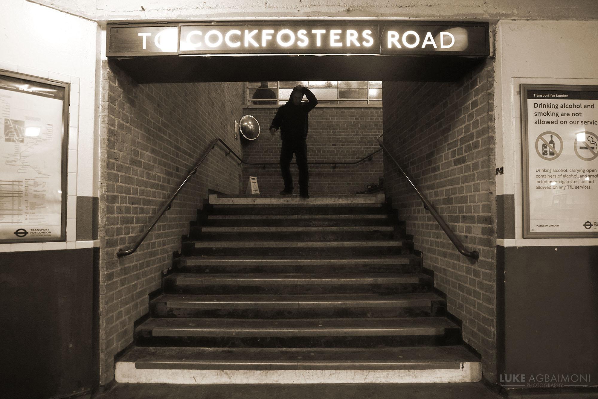Maida Vale Station London Photography Tube Mapper