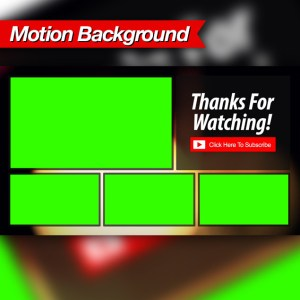 Motion End Card