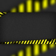 Caution Tape Graphic
