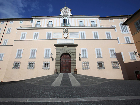 Papstpalast Castel Gandolfo APA/EPA/Alessandra di Meo