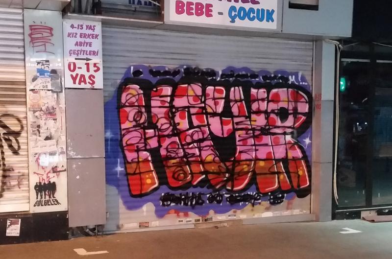 Hayir Graffiti