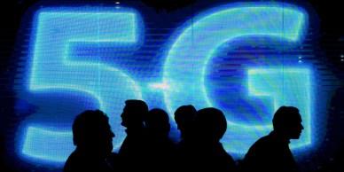 5G-Werbung