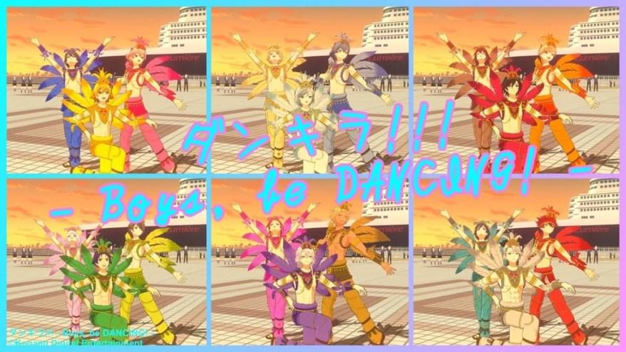 【ダンキラ!!!】そしてオフライン版へ…イベント『ビバ!ビバ!!紅鶴サンバ!!!』の思い出スライドショーとみんなに教えたいダンキラのこと!!!