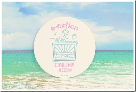 a-nation online 2020 のデリプレートの思い出!
