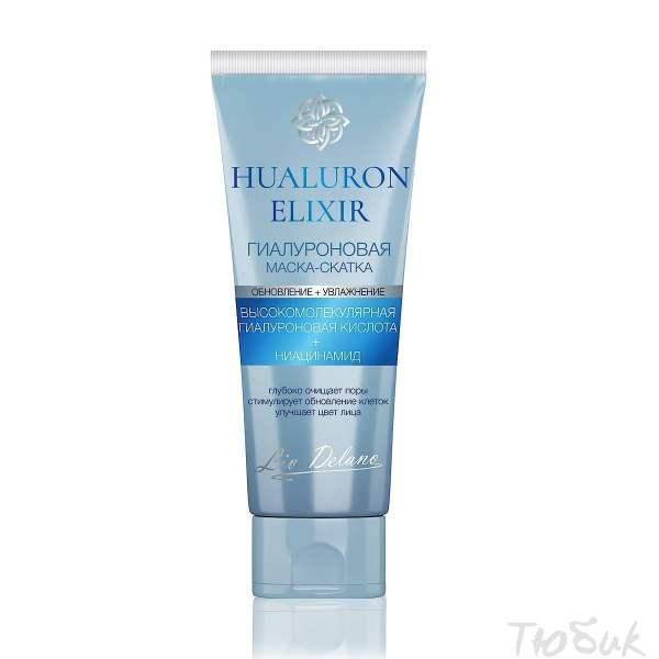 Гиалуроновая маска-скатка HYALURON ELIXIR, 75г