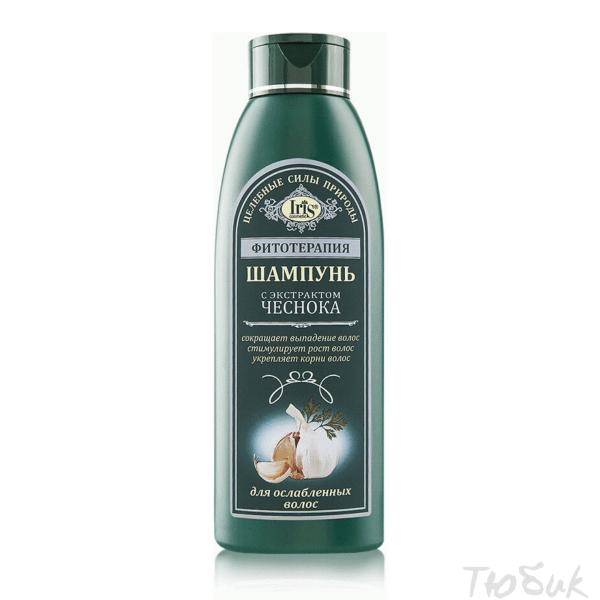 шампунь с экстрактом чеснока