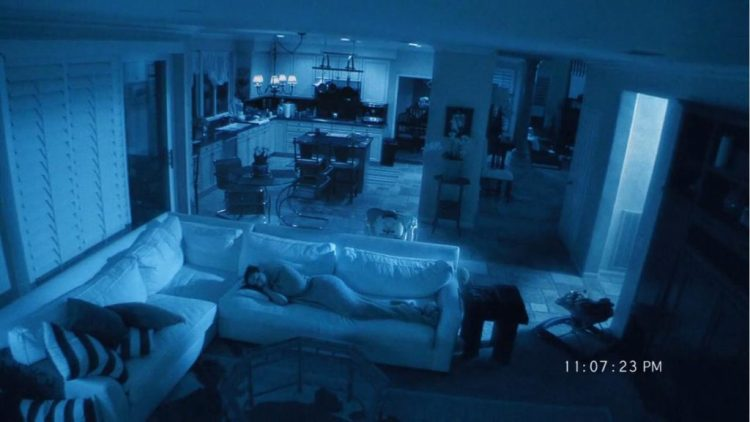 Ranking the Paranormal Activity Films - Paranormal Activity 2