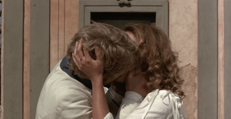 Best Kissing Scenes: Much Ado About Nothing