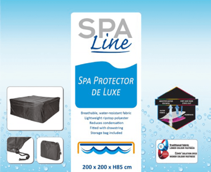 Spa Protector deLuxe 200 x 200 x 85 cm By Spa Line
