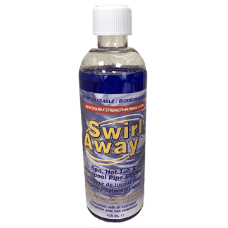 Swirl Away Flushing Cleaning 475ml tublove