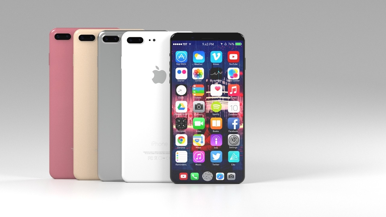 I'm Giving Away (3) iPhone 8's!!! Yes, three of them!!!