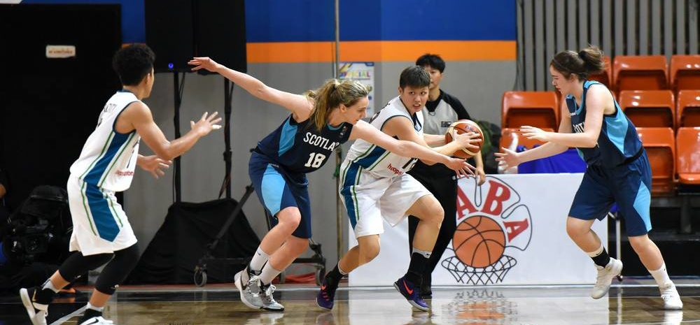 Scotland Senior Women shine at Maba International Basketball Invitation