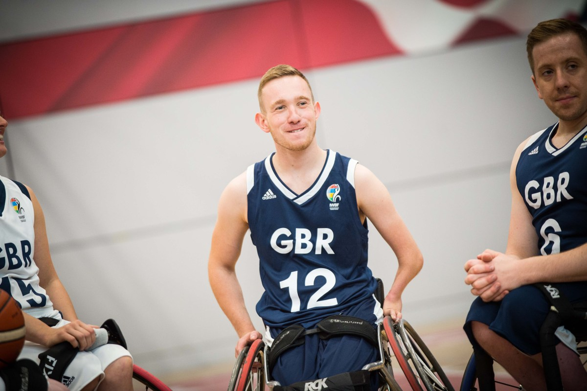 British Wheelchair Basketball World Championships Q&A