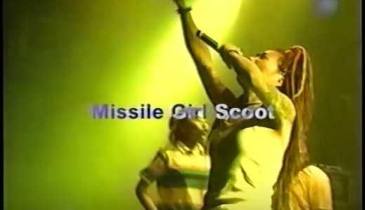 ミサイルガールスクート(Missile Girl Scoot)2000年頃にハマってたやつ