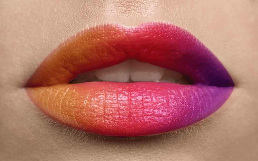 MAKEUP~ My Colorful Lips_ by OzGermanotta on DeviantArt