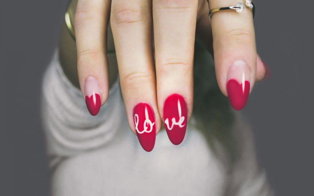 Las mejores uñas para San Valentín