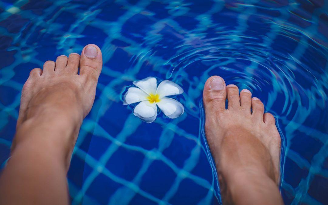 Cuidado de pies en verano, 3 consejos esenciales