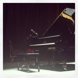 サラ・マクラクランが弾いてたピアノ